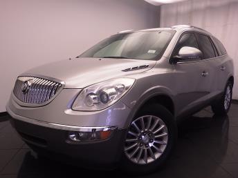 2008 Buick Enclave CXL - 1030185871