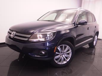 2013 Volkswagen Tiguan - 1030185904