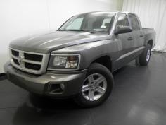 2011 Dodge Dakota Crew Cab Big Horn/Lone Star 5.25 ft