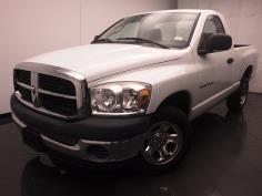 2007 Dodge Ram 1500 Regular Cab ST 6.25 ft