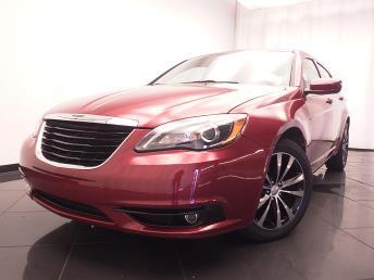 2013 Chrysler 200 - 1030186307