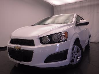 Used 2014 Chevrolet Sonic