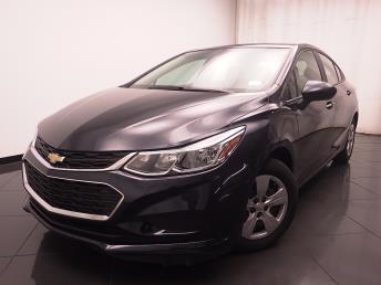 2016 Chevrolet Cruze - 1030186344