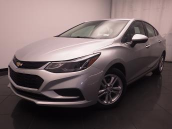 2017 Chevrolet Cruze - 1030186844