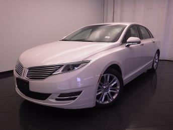2014 Lincoln MKZ - 1030186852