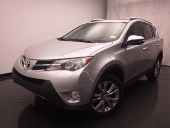 2013 Toyota RAV4 Limited - 1030186906