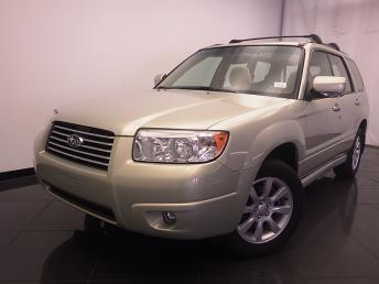 Used 2007 Subaru Forester