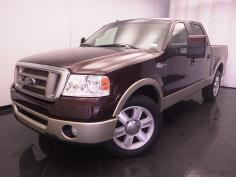 2008 Ford F-150 SuperCrew Cab King Ranch 6.5 ft