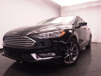 2017 Ford Fusion - 1030186948