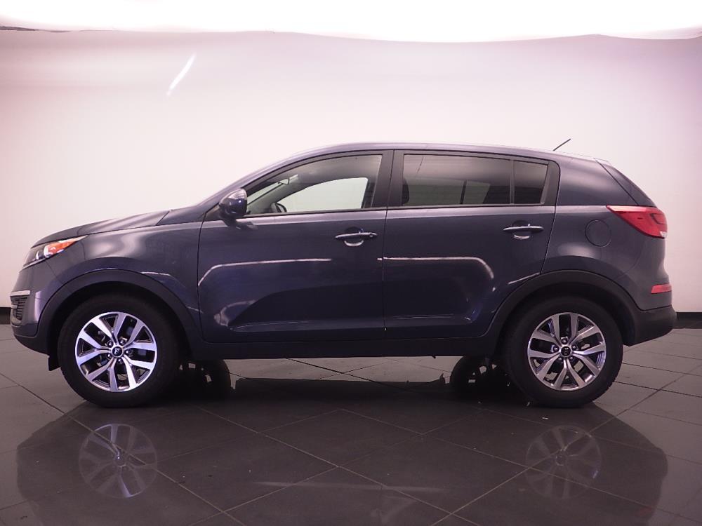 2016 Kia Sportage LX - 1030186982
