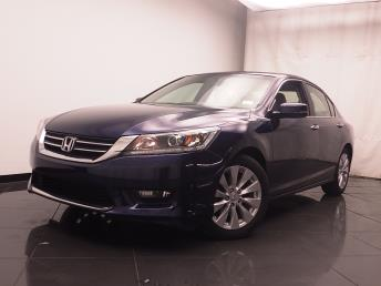 2014 Honda Accord EX - 1030187017