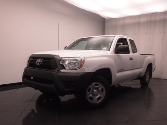 2015 Toyota Tacoma Access Cab 6 ft - 1030187211