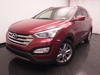 Used 2013 Hyundai Santa Fe