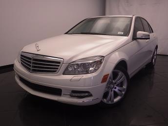 2011 Mercedes-Benz C300 Luxury 4MATIC - 1030187262