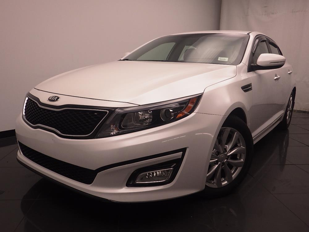 2015 Kia Optima EX - 1030187378