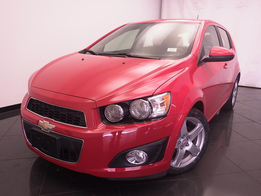 2015 Chevrolet Sonic LTZ - 1030187395