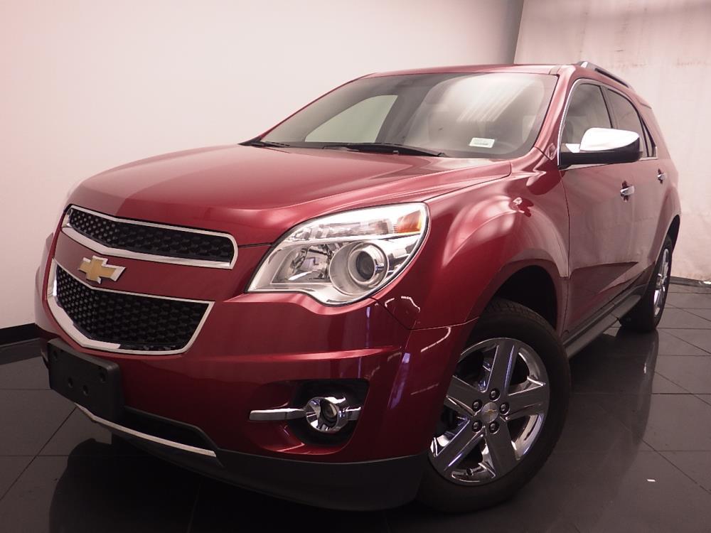 2014 Chevrolet Equinox LTZ - 1030187426
