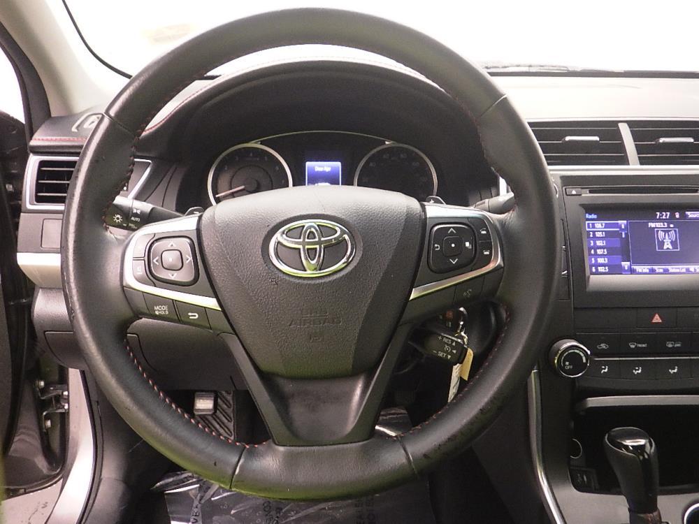 2016 Toyota Camry SE - 1030187446