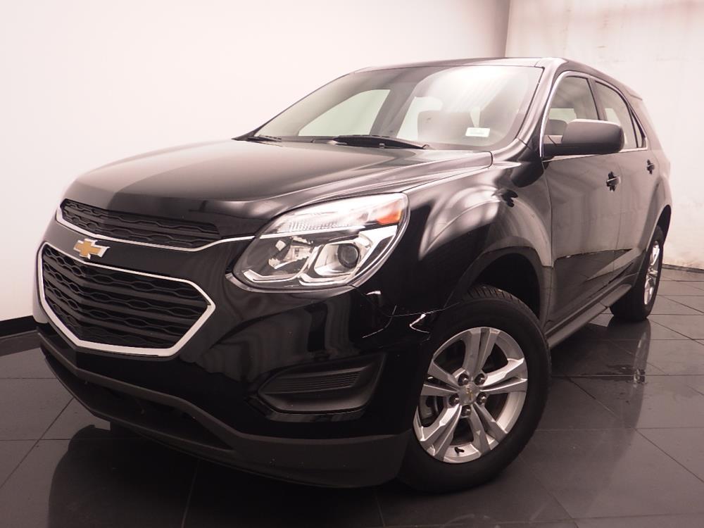 2016 Chevrolet Equinox LS - 1030187453