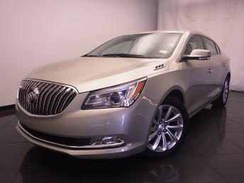 2014 Buick LaCrosse Leather - 1030187504