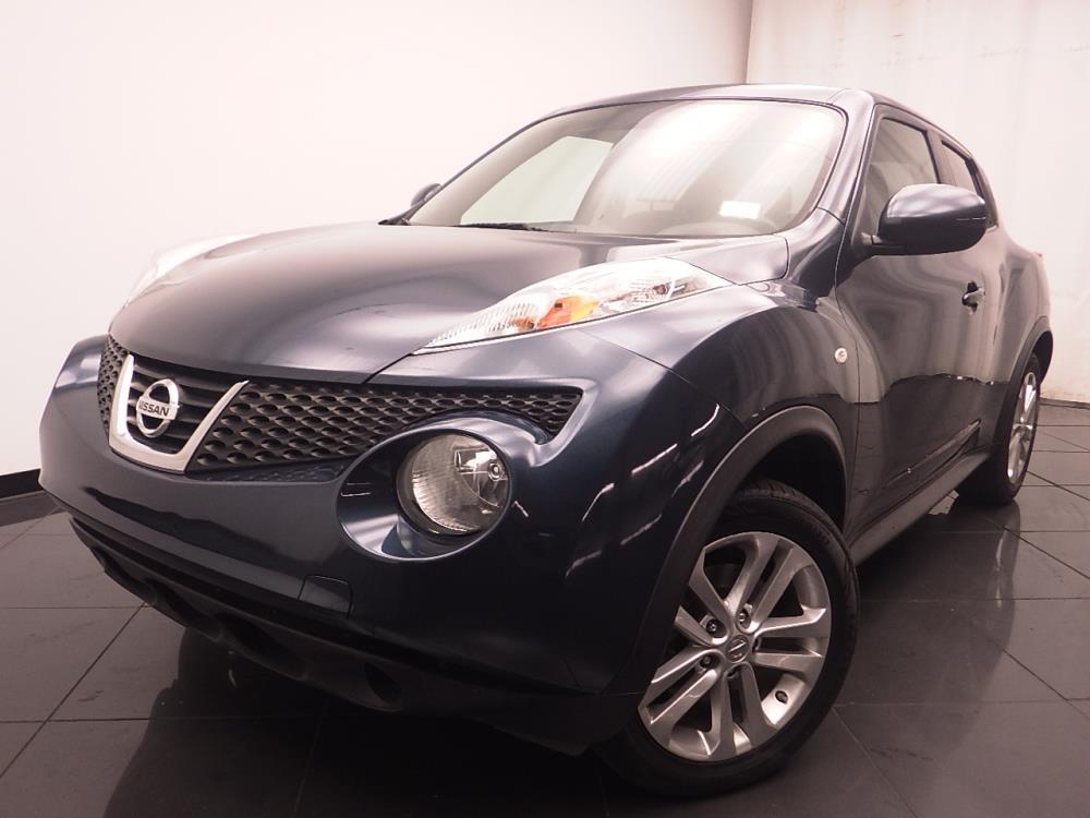 2013 Nissan JUKE SV - 1030187534