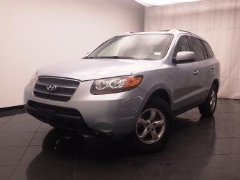 Used 2007 Hyundai Santa Fe