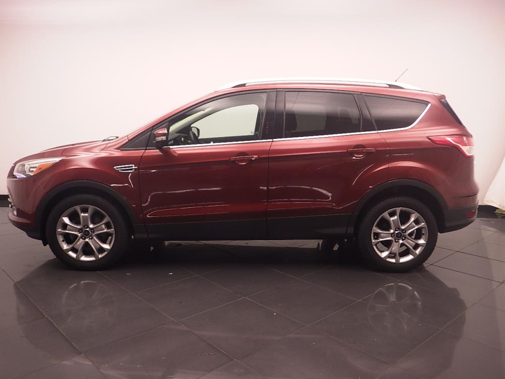 2016 Ford Escape Titanium - 1030187634
