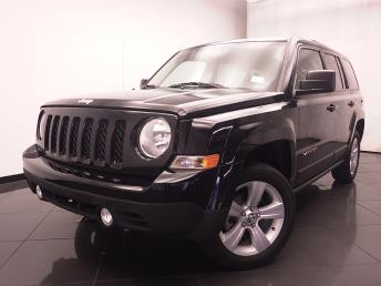 2014 Jeep Patriot Latitude - 1030187639