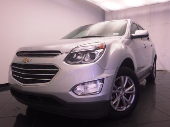 2016 Chevrolet Equinox LT - 1030187644