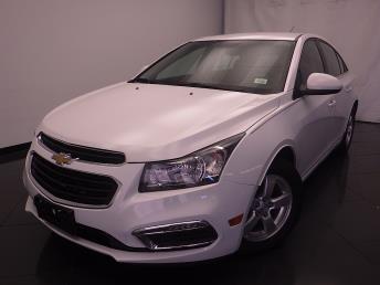 2016 Chevrolet Cruze Limited 1LT - 1030187694