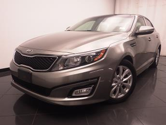 2015 Kia Optima EX - 1030187705