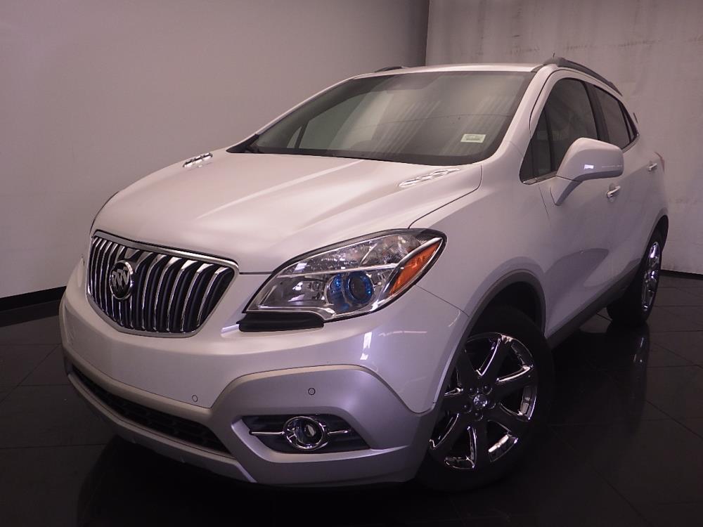2013 Buick Encore Premium - 1030187710