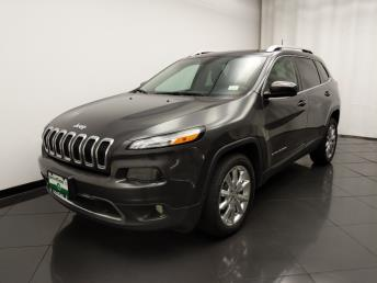 2016 Jeep Cherokee Limited - 1030187828