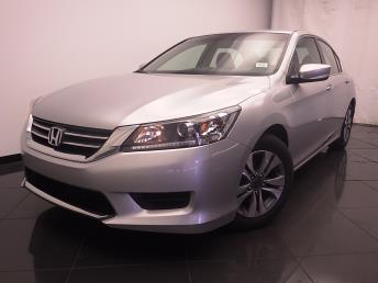 2014 Honda Accord LX - 1030187832