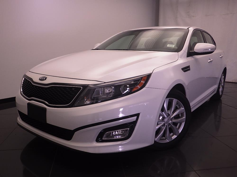 2015 Kia Optima EX - 1030187856