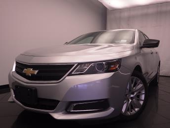 2016 Chevrolet Impala LS - 1030187880