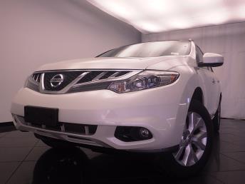 2014 Nissan Murano SL - 1030187995