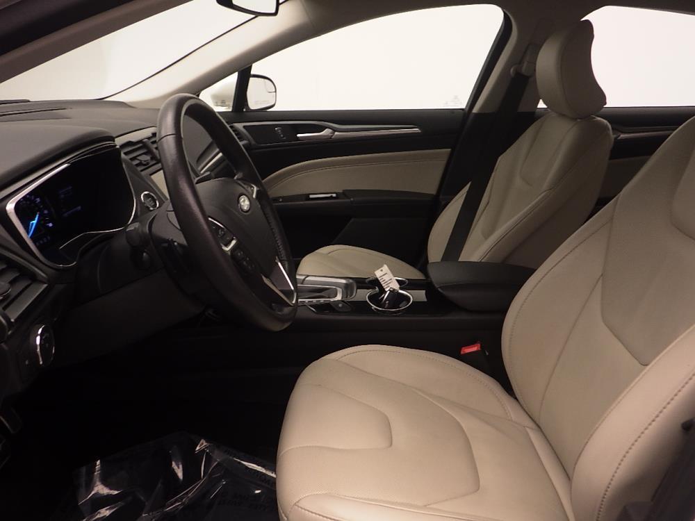 2016 Ford Fusion Titanium - 1030188010