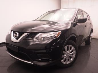 2016 Nissan Rogue S - 1030188020