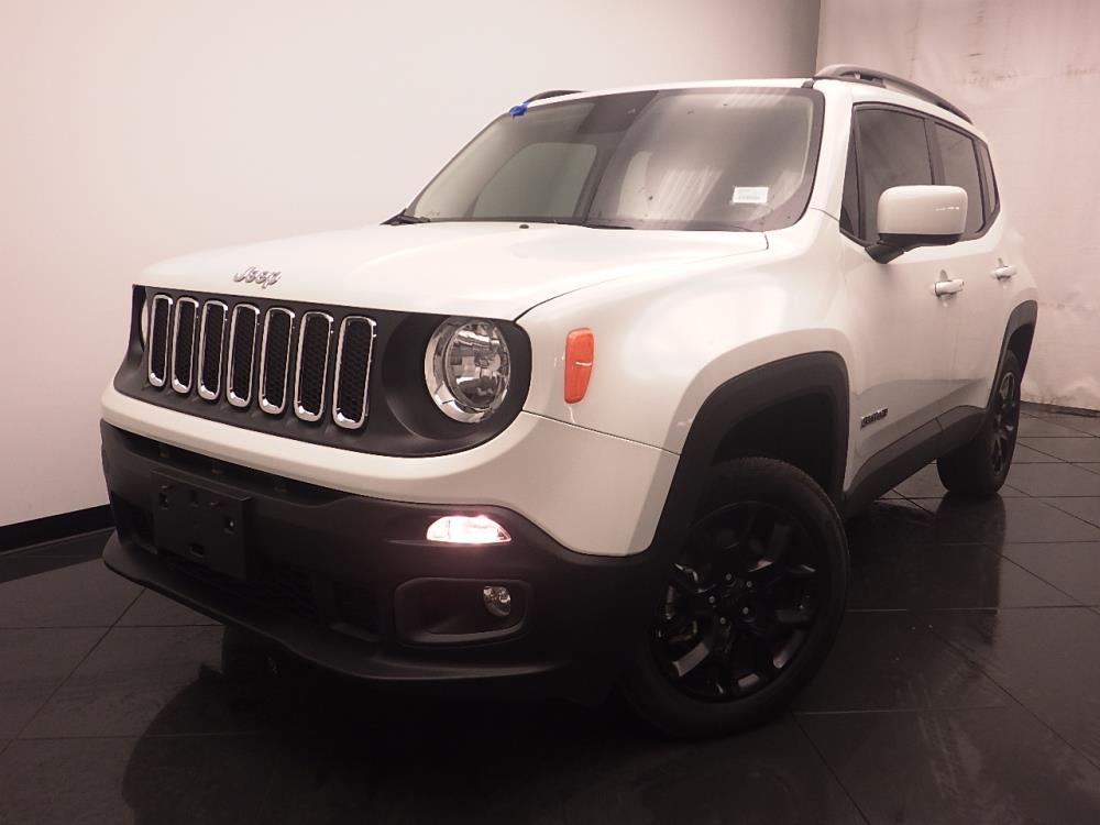 2016 Jeep Renegade Latitude - 1030188028