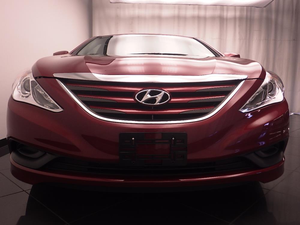 2014 Hyundai Sonata GLS - 1030188093
