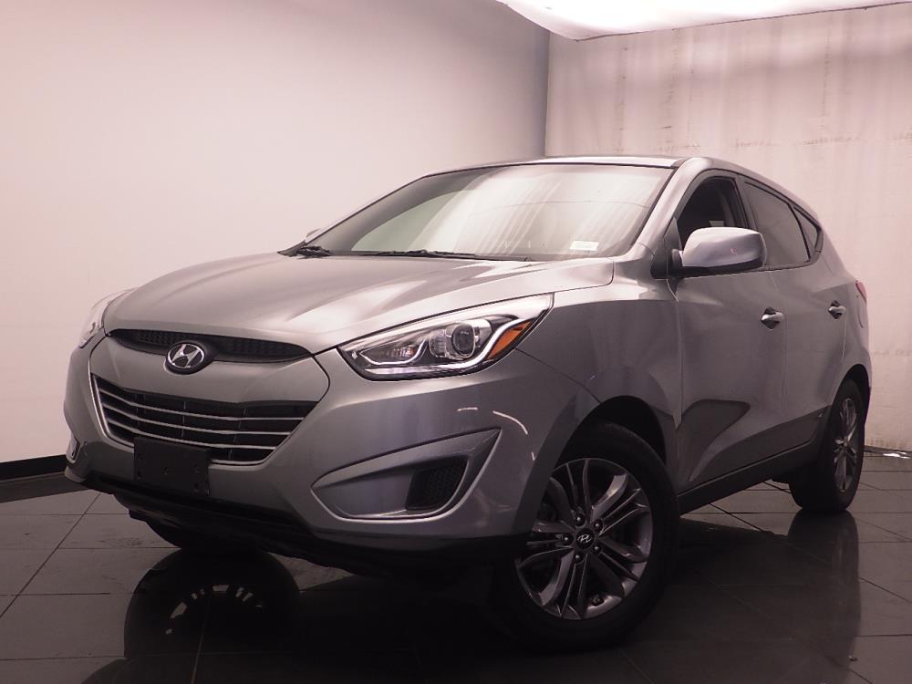 2015 Hyundai Tucson GLS - 1030188143
