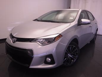2014 Toyota Corolla S - 1030188149
