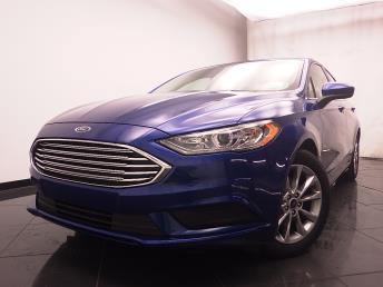 2017 Ford Fusion SE - 1030188267