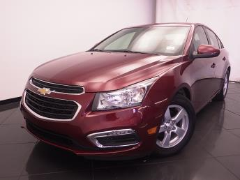 2016 Chevrolet Cruze Limited 1LT - 1030188287