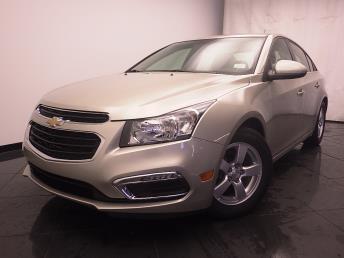 2016 Chevrolet Cruze Limited 1LT - 1030188288