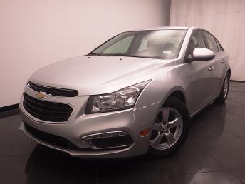 2016 Chevrolet Cruze Limited 1LT - 1030188290