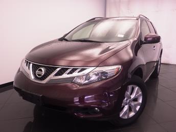 2014 Nissan Murano SV - 1030188314