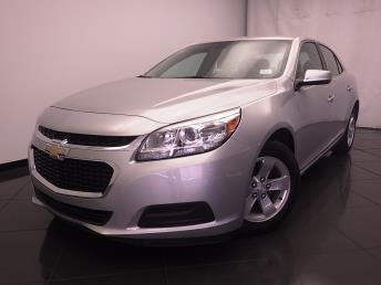 2016 Chevrolet Malibu Limited LT - 1030188319
