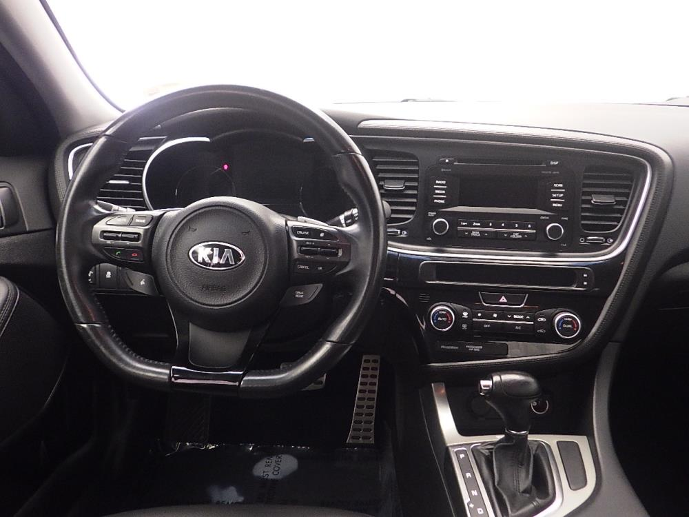2014 Kia Optima SX Turbo - 1030188354